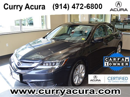 Certified PreOwned Acura ILX Base Dr Car In Scarsdale - Pre own acura