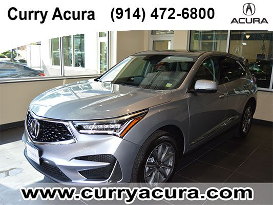 Pre Owned 2019 Acura Rdx W Tech Pkg Loaner Special Sport Utility