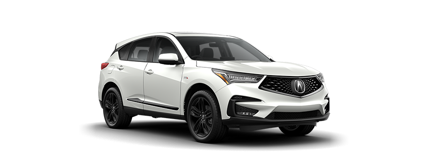 New 2020 Acura Rdx Sh Awd With A Spec Package Sport Utility In