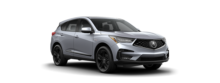 New 2019 Acura Rdx Sh Awd With A Spec Package