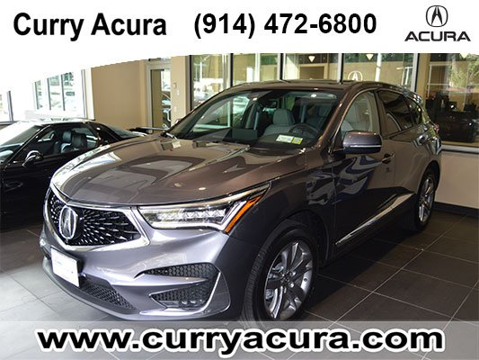 Pre Owned 2019 Acura Rdx W Adv Pkg Executive Demo Sport Utility In