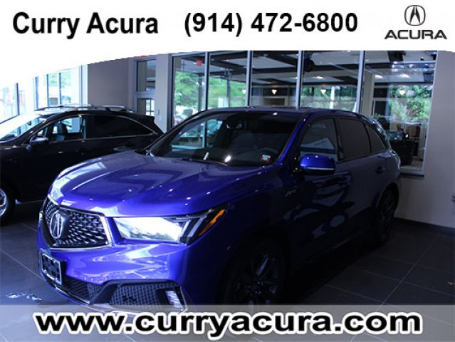 Pre-Owned 2019 Acura MDX w/Technology/A-Spec Pkg - Loaner Special