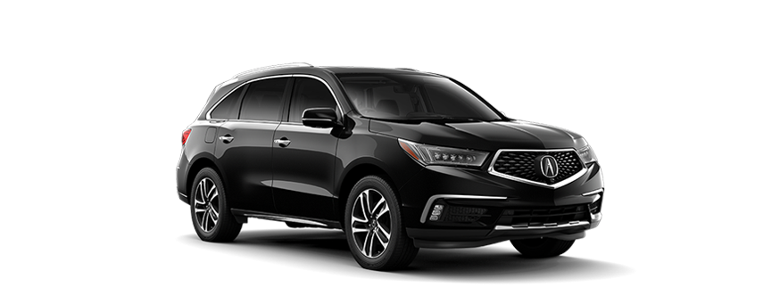 New 2018 Acura MDX w/Advance Pkg