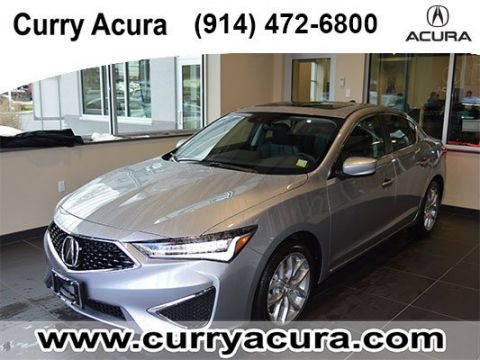 Pre-Owned 2019 Acura ILX - Loaner Special