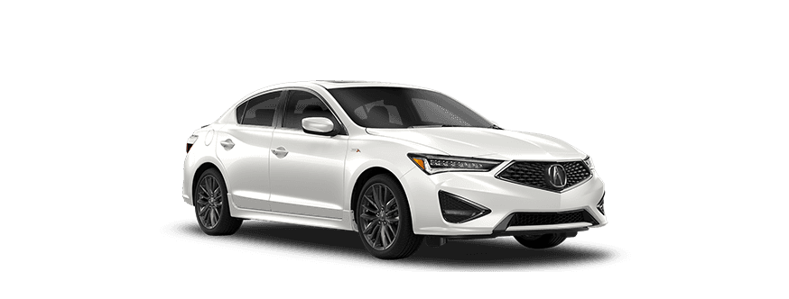 New 2019 Acura ILX with Premium and A-Spec Packages