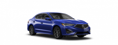 2019 Acura ILX with Technology and A-Spec Packages