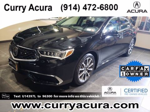 2019 Acura TLX V6 3.5 V-6 9-AT P-AWS