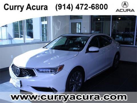 Pre-Owned 2019 Acura TLX w/Technology Pkg - Loaner Special