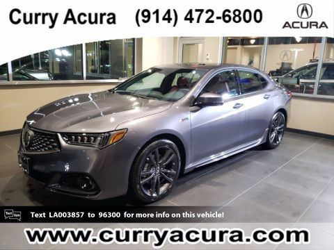 2020 Acura TLX V6 w/A-Spec Pkg Red Leather-Executive Demo