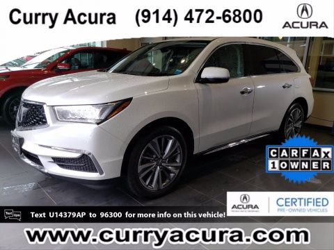 2017 Acura MDX SH-AWD with Technology Package