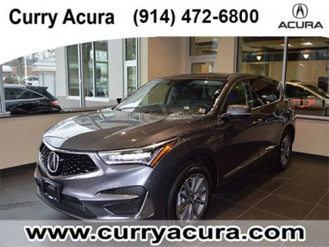 Pre-Owned 2019 Acura RDX w/Technology Pkg - Loaner Special