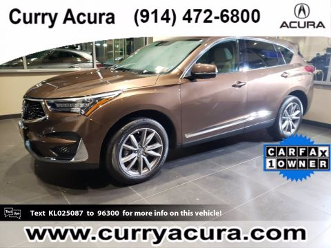 2019 Acura RDX SH-AWD w/Technology Pkg-Loaner Special