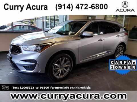 2020 Acura RDX w/Technology Pkg-Loaner Special