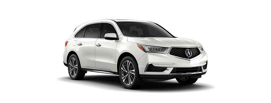 New 2020 Acura MDX SH-AWD with Technology Package Sport Utility